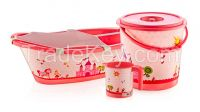Baby Bath Set 5 piece