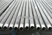Cracking furnace tube and reforming furnace tube