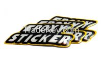 Taiwan High Quantity epoxy Dome Stickers/decal
