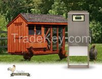 Dog Kennels, Chicken Coops, Auto Doors