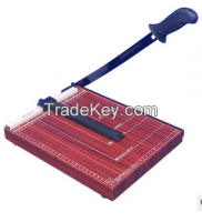 manual wood tray A3 paper cutter