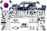 all Korean car genuine spare parts