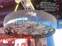 led circle display,led circular screen,led circle screen,led circular display,led circle vedio wall,led TV, LED display rental, led screen price,led display manufacturer