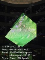 led cube display,led cube screen,led Rubik's cube,led cubic screen.led cubic panel,led cube video wall,led cubic TV, LED display rental, led screen price,led display manufacturer
