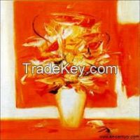 Modern painting oil
