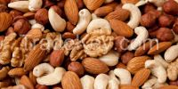 Dry Fruits Nuts And Seeds