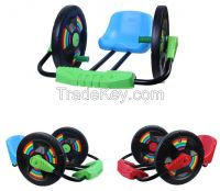 Manual Operation New Fashion Handcar, Exercise Cycle Toy Car