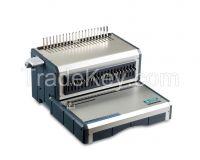 Electric Plastic Comb Binding Machine