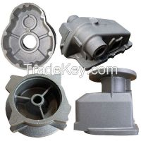 grey iron lost foam casting parts