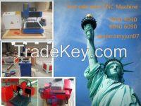 Mini desktop 3030 CNC machine