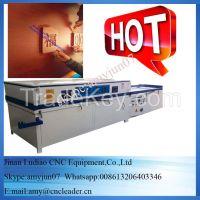 PVC foil vacuum press machine, vacuum membrane press machine for door PVC foil vacuum laminating press machine for sale