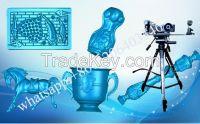 3D scanner price, 3D scanner camera with STL format, 3D scanner for 3D printer, 3D scanner for reverse engineering