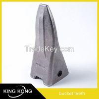 excavator bucket teeth for Komatsu, Daewoo, CAT, JCB, ESCO