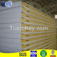 PU sandwich panel with camlock for cold room(CTG960)