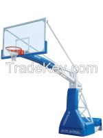 Professional NBA Type Basketball Hoop