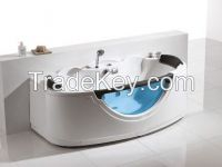 UB012 U-BATH Fashionable Massage Bathtub, Massage Whirlpool Bathtub