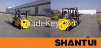 5 Ton Diesel Forklift with japan brand 6BG1 engine Automatic transmission
