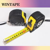 Rubber Cover Steel Measuring Tape