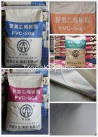PVC RESIN-SG3/SG5/SG8