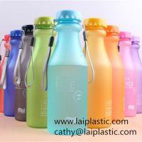 PC BPA free 550MLsports water bottle, plastic bottle, handy bottle, soda bottle, gift bottle