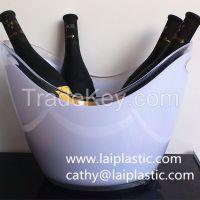 PS 8L ice bucket, plastic ice can, ice barrel, ice-bucket