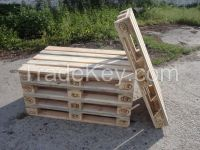 Pallets from Ukraine
