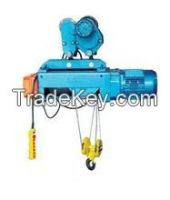 AK type electric wire rope hoist