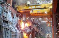 Metallurgy crane