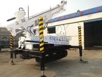 BZLD300 Crawler rock drilling rig