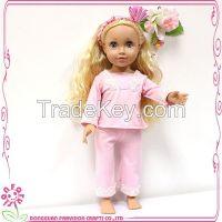 New style 18 Inch Girl Doll Birthday gift Fashion girl dolls