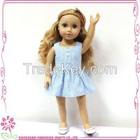 Christmas 18'' doll,doll manufacturer,18 inch toy dolls