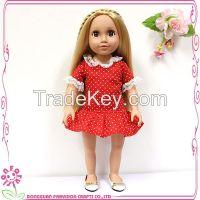 Fashion Plastic Vinyl Figure Toys,PVC vinyl doll girls