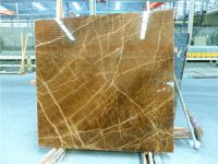 Polished Luxury Brown Onyx, Golden Onyx For Sale