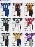American Footbal jersey