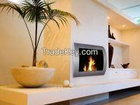 Inox Clasic Bioetanol Fireplace