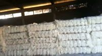 100% Raw Natural Sisal Fiber- white and brushed