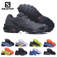 2019 New Salomon Speed Cross 3 CS III Outdoor Male Camo Sports Shoes mens running shoes zapatos hombre eur 40-46
