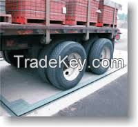 Weighbridge / Axel Weighing