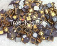 Scraps Ceramic CPU/Memory Rams/Mother Board