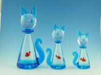 murano glass aquarium production