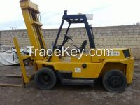 Used Forklifts - Caterpillar V110 - 5500 Kg