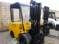 Used Forklift Diesel OM type D125 / S kg 3500