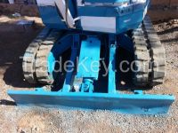 Mini-shovel Kobelco SK30UR