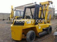 Used Forklifts - Caterpillar V110 - 5500 Kg