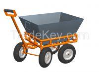 four-wheel multi-function a wheelbarrow