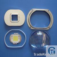 Led glass lens for street lighting Rohs Certification