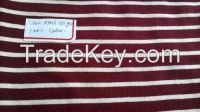 1oo% cotton knitted fabric
