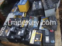 Dry acid battery  scrap available