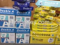 High Quality Double A Copy Paper A4 80g