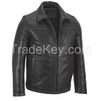 Leather Jacket For Man